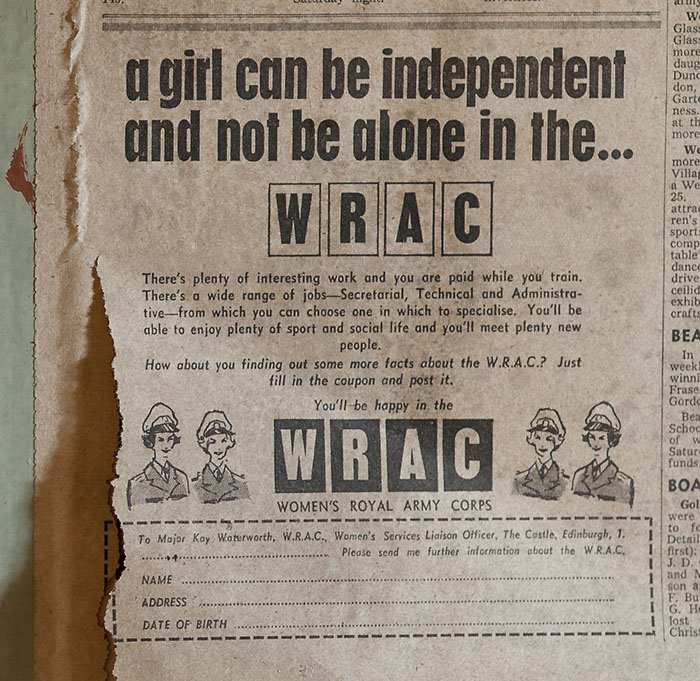 newspaper cuttings from 1964 to 1966