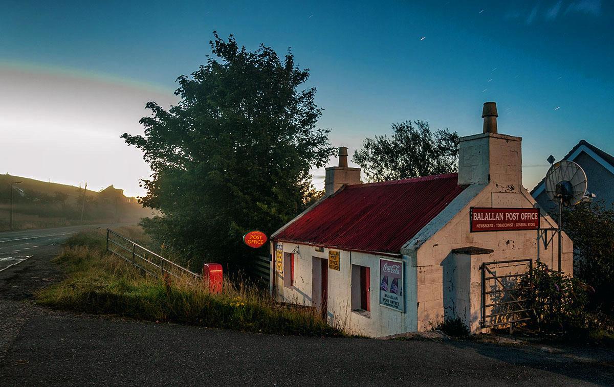 balallan Post Office, Isle of Lewis