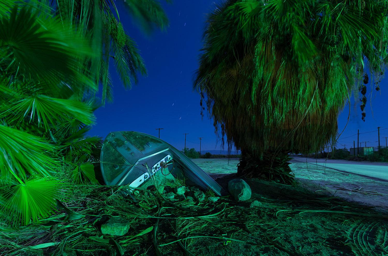 Bell Boy Boat, salton sea, abandoned
