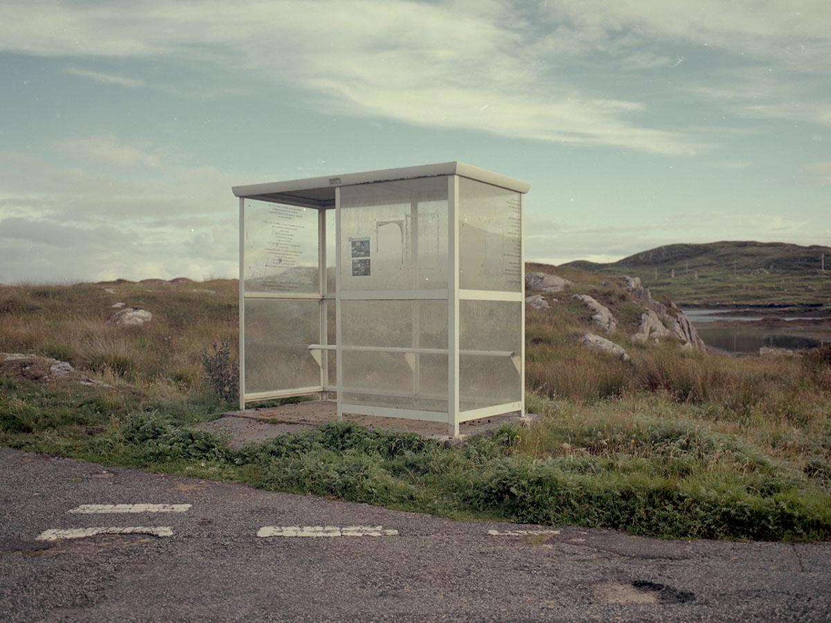 Finsbay Bus Stop