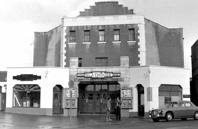 Stornoway Playhouse, 1973