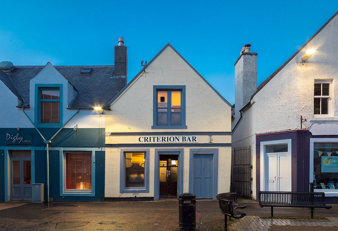The Criterion, Point Street, Stornoway