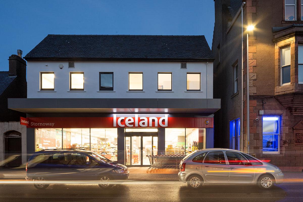 Iceland, Stornoway
