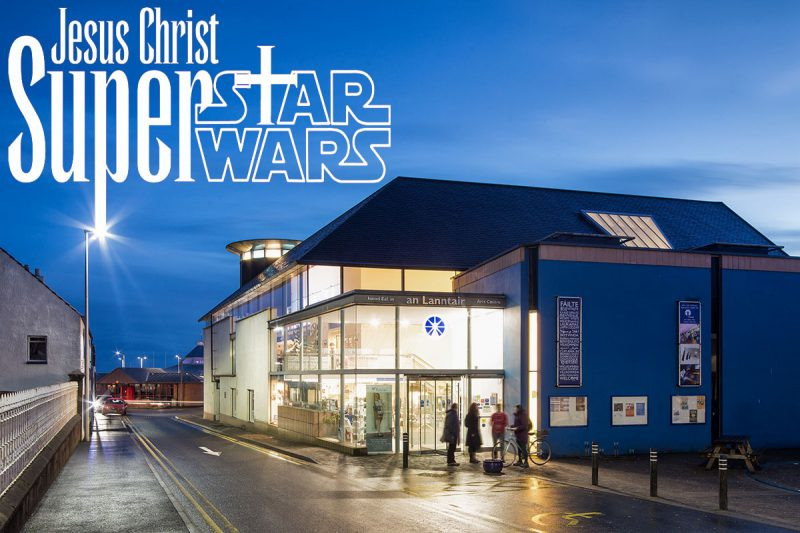 Jesus Christ Super Star Wars