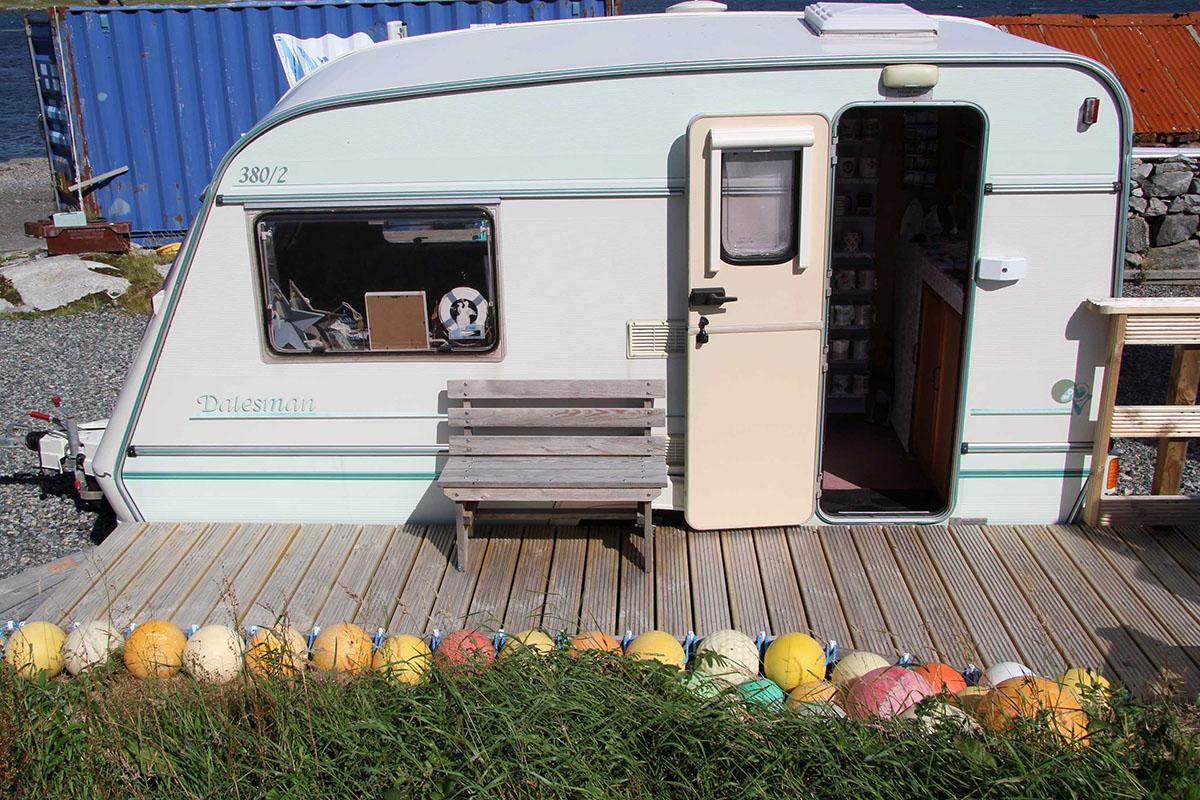Coralbox Caravan