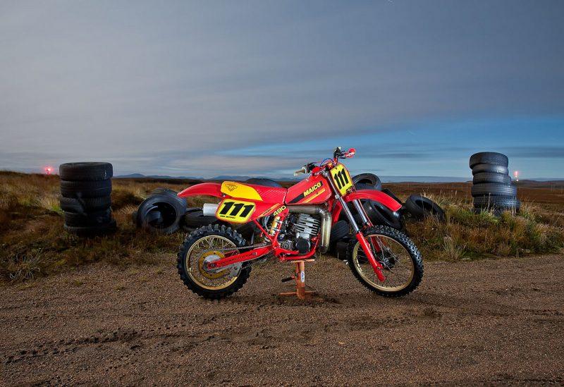 Maico, motorcycle