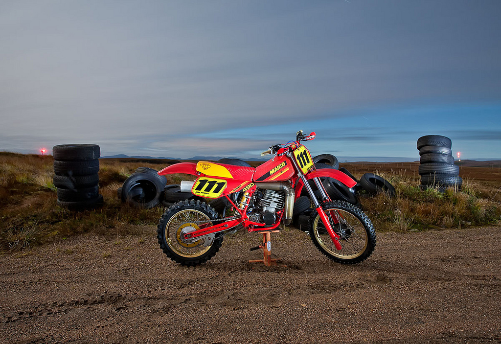 Maico, motorcycle