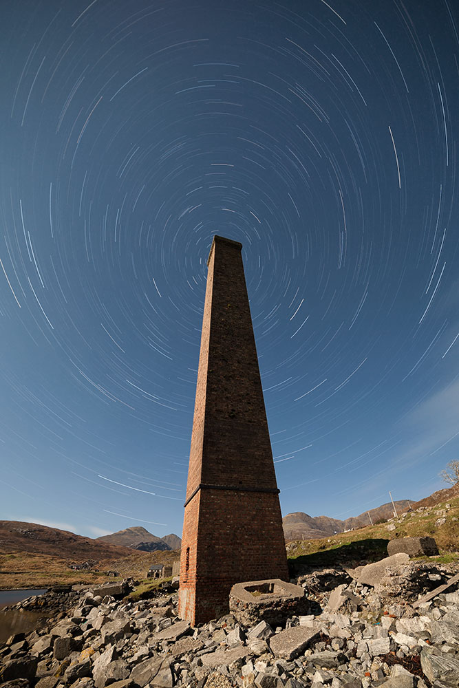 Whaling Station Startrails