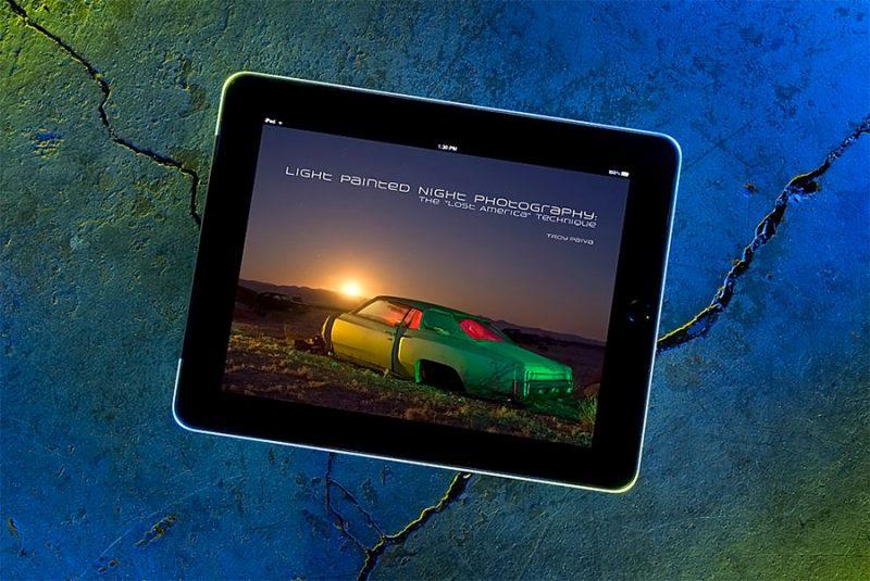 Troy Paiva Night Photography eBook, tutorials