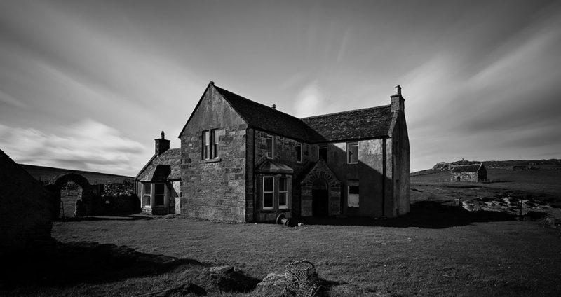 Ensay House, sound of harris, outer hebrides