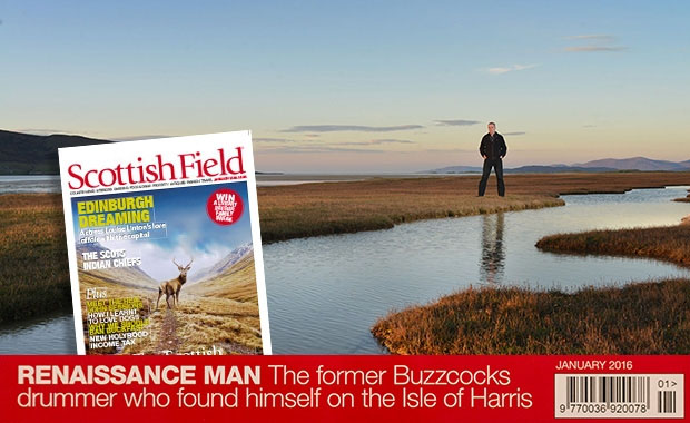 scottish field, magazine article, 6 pages, january 2016