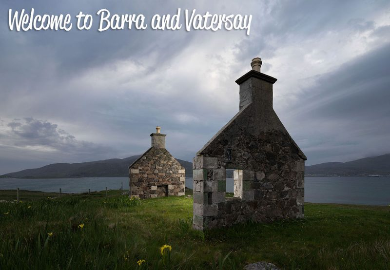 Welcome to Barra and Vatersay